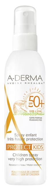 Солнцезащитное средство A Derma Protect Kids Children