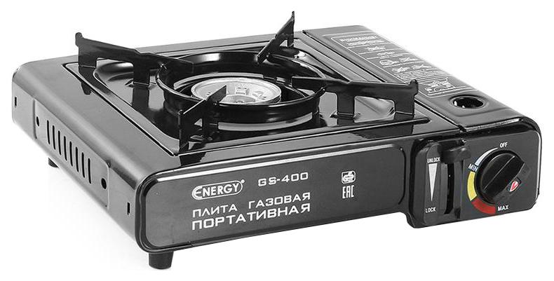 Настольная газовая плитка Energy GS 400