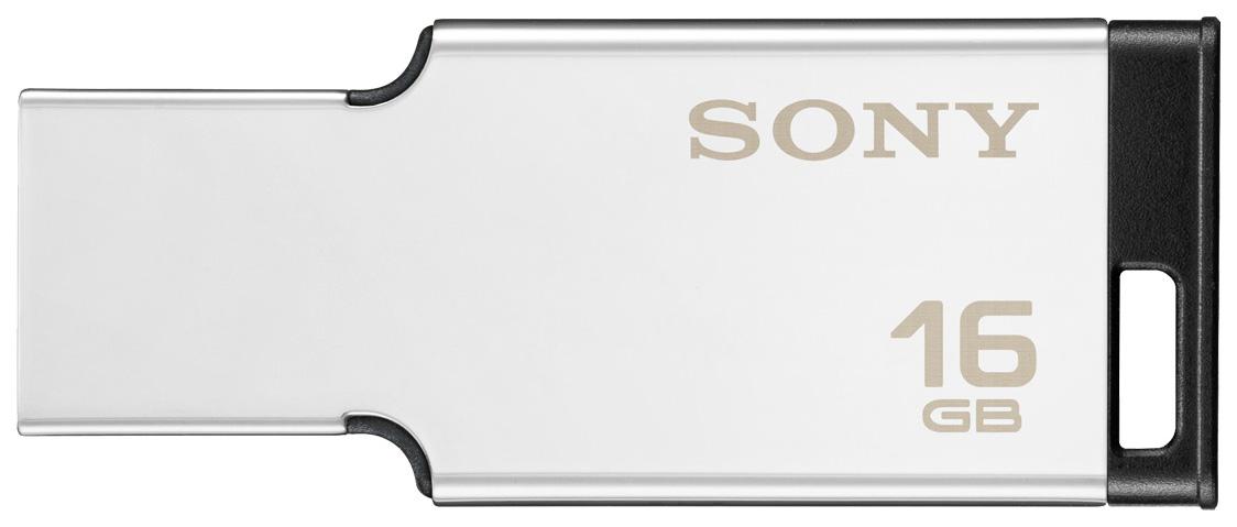 USB-флешка Sony USM16MX/S 16GB Silver