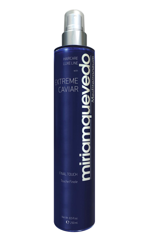 Купить Спрей для волос Miriamquevedo Extreme Caviar Final Touch 150 мл, Miriam Quevedo