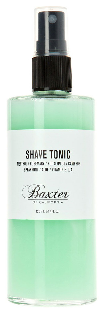Тоник для лица Baxter of California Shave Tonic Hot Towel Solution 120 мл