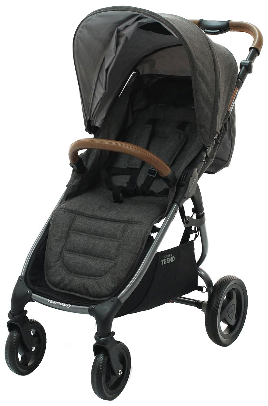 VALCO BABY SNAP 4 TREND CHARCOAL 2018