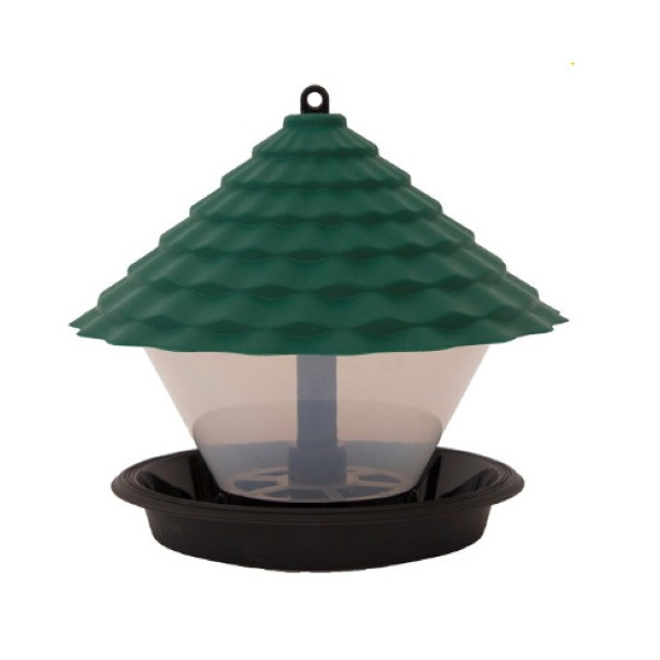Кормушка для птиц Ornito, зеленая