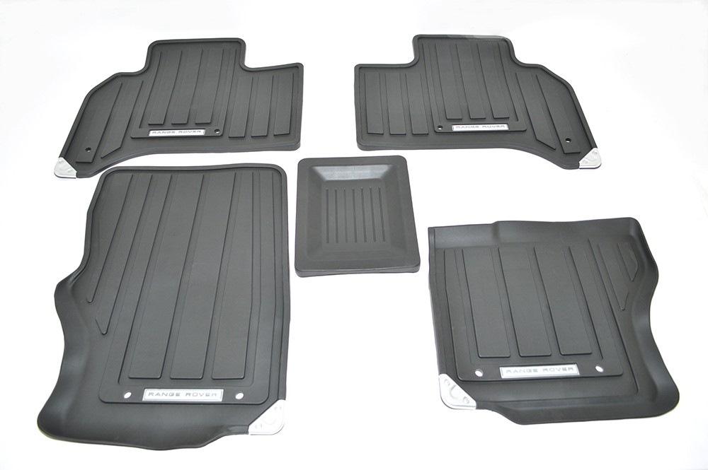 Комплект ковриков в салон автомобиля LAND ROVER VPLGS0150