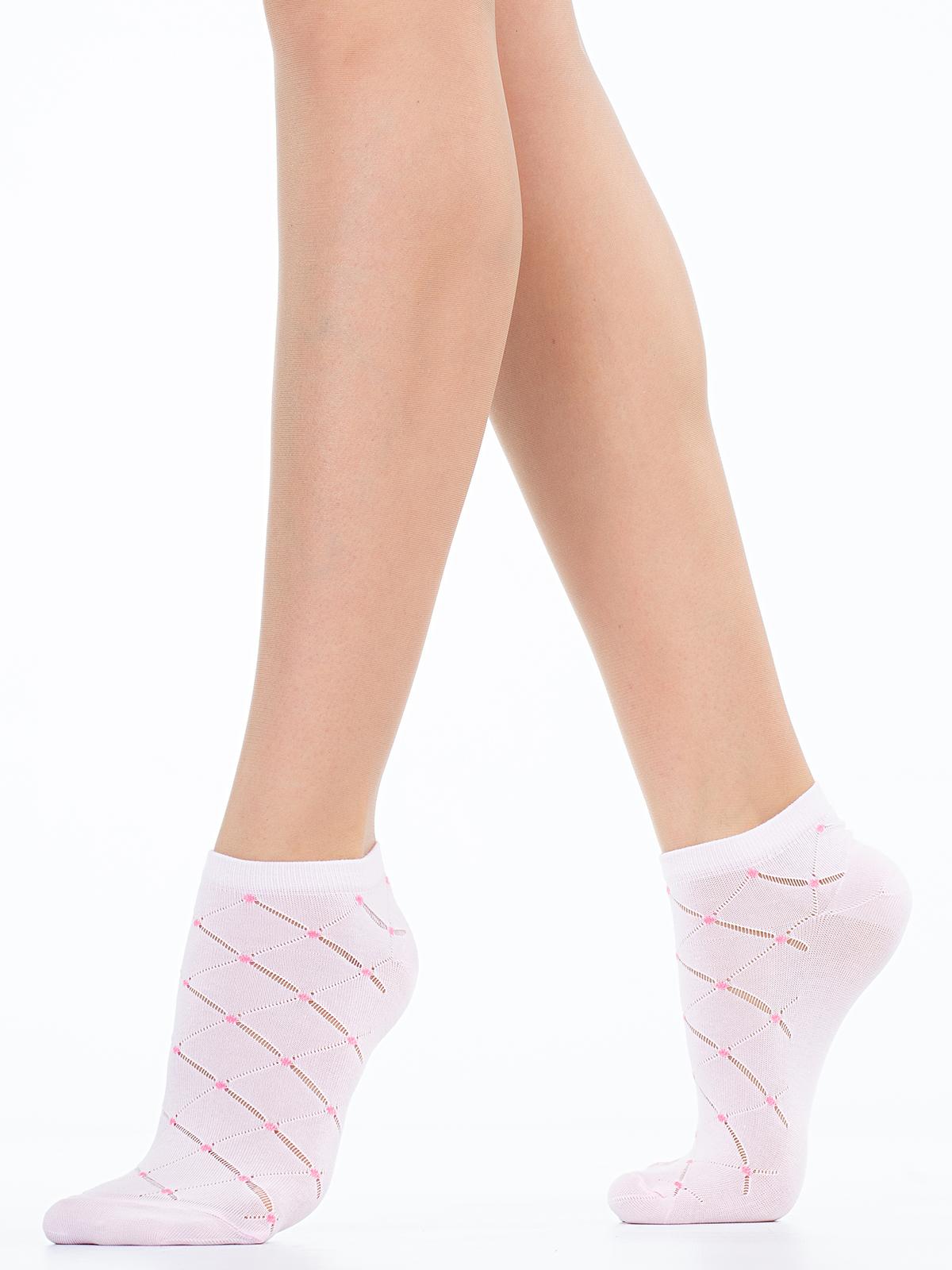 Носки женские Giulia бежевые 36-38
