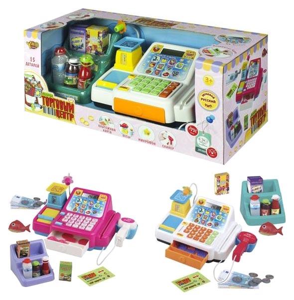 Купить НАША ИГРУШКА Кассовый аппарат Торговый центр M7447-2, Наша игрушка,