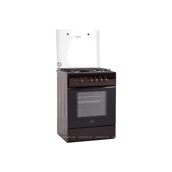 Газовая плита GRETA 600-06 Brown 600-06 по цене 13 886