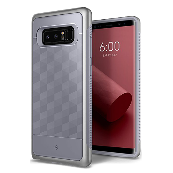 Чехол Caseology Parallax для Galaxy Note 8 Ocean Gray