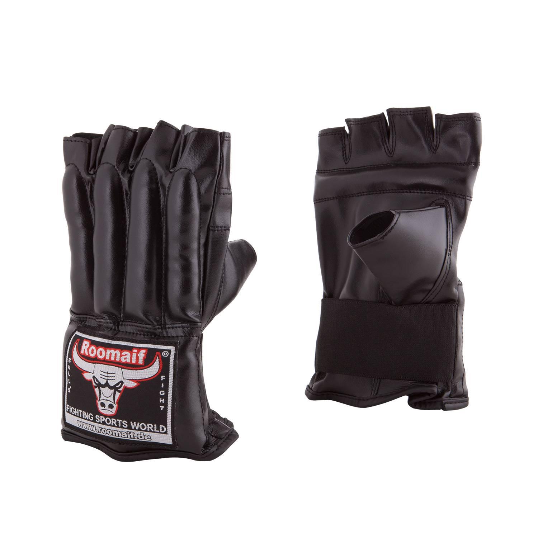 Снарядные перчатки Roomaif RBM 129 Nx, черные,