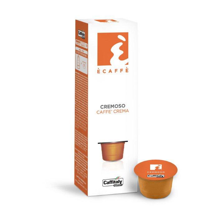 Кофе в капсулах Caffitaly Ecaffe Cremoso 10 штук