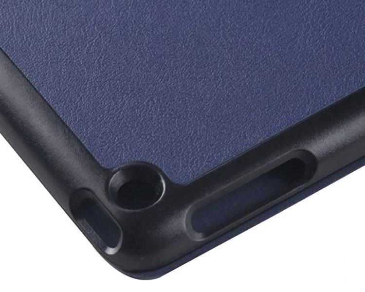 Чехол Partson T-097 для Apple iPad (2017/2018) Blue