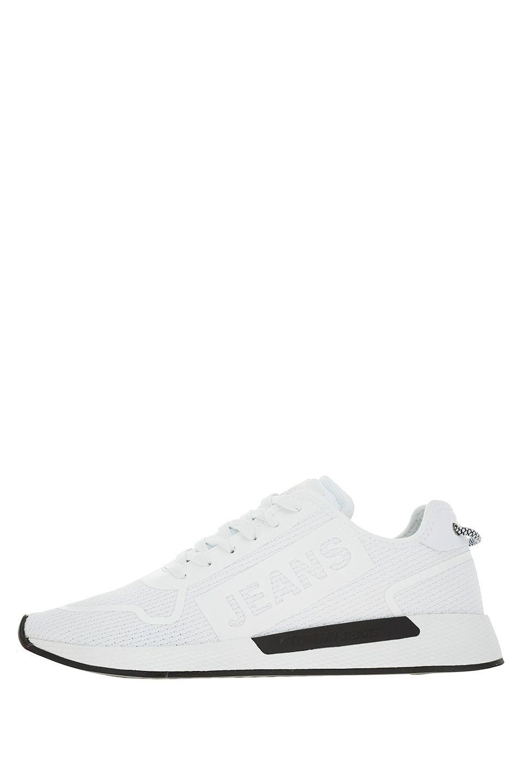 Кроссовки мужские Tommy Jeans EM0EM00289 белые 41 RU