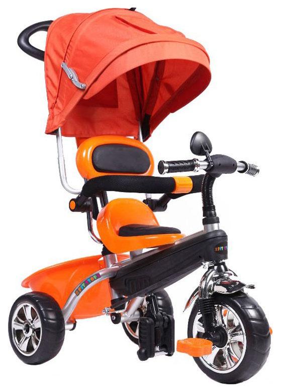 Купить Велосипед детский трехколесный PIT STOP MT-BCL0815011, Детские велосипеды-коляски
