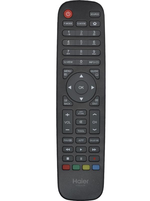 Пульт ДУ Haier HTR-A10E для телевизоров Haier фото