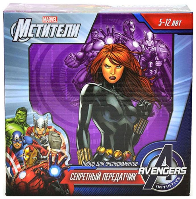 Купить Набор для проведения экспериментов Marvel Мстители Секретный передатчик , Наборы для опытов