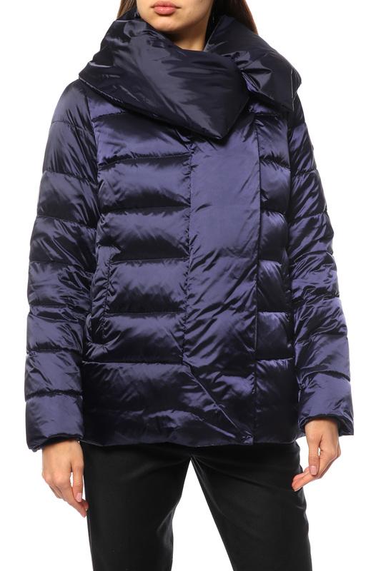 Зимняя куртка женская Madzerini ADETTA синяя 42 IT