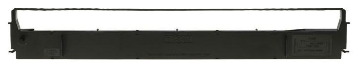 Картридж для матричного принтера Epson C13S015020BA, черный,