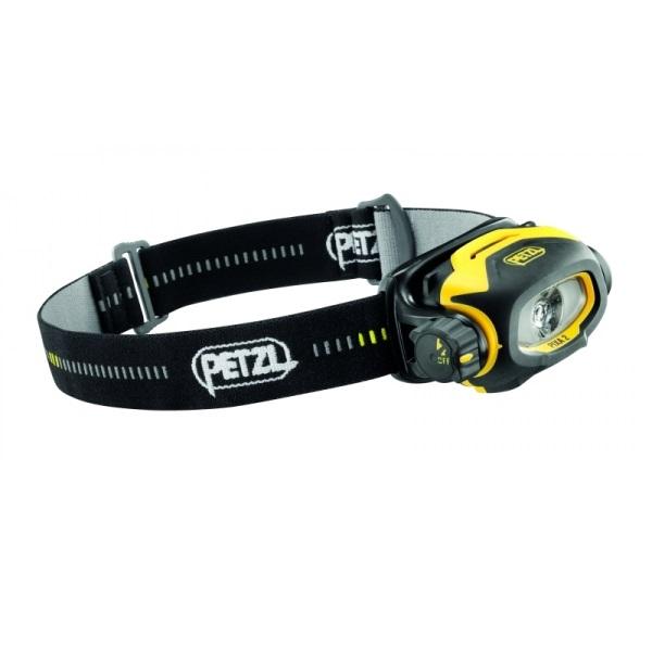 Туристический фонарь Petzl Pixa 2 E78BHB 2 желтый/серый, 3 режима