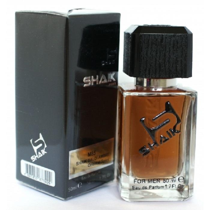 Парфюмерная вода Shaik N85 BALDI AMBRE,