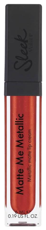 Помада жидкая Sleek MakeUP Matte Me Metallic 1175