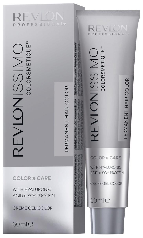 Краска REVLON Revlonissimo Colorsmetique 5,35 светло-коричневый золотисто-махагоновый 60мл