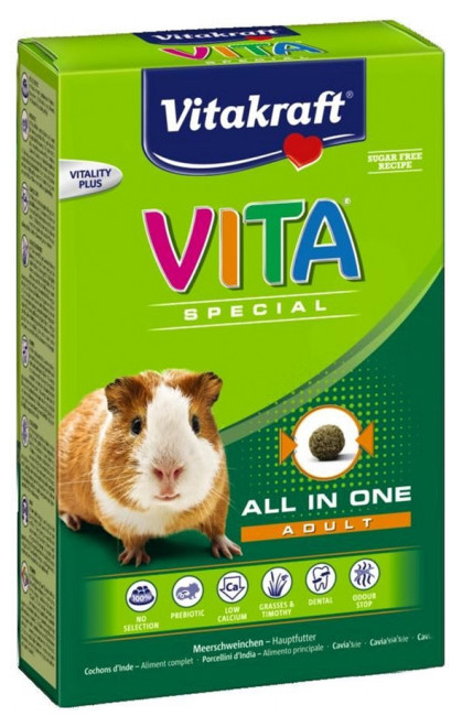 Корм для морских свинок Vitakraft VITA Special