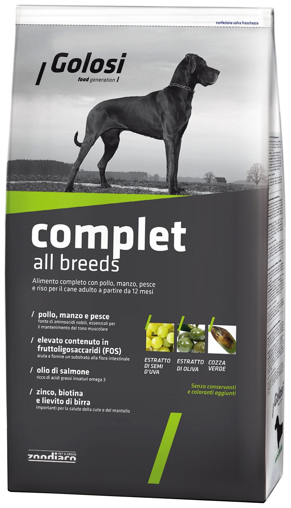 GOLOSI COMPLET ALL BREEDS ADULT