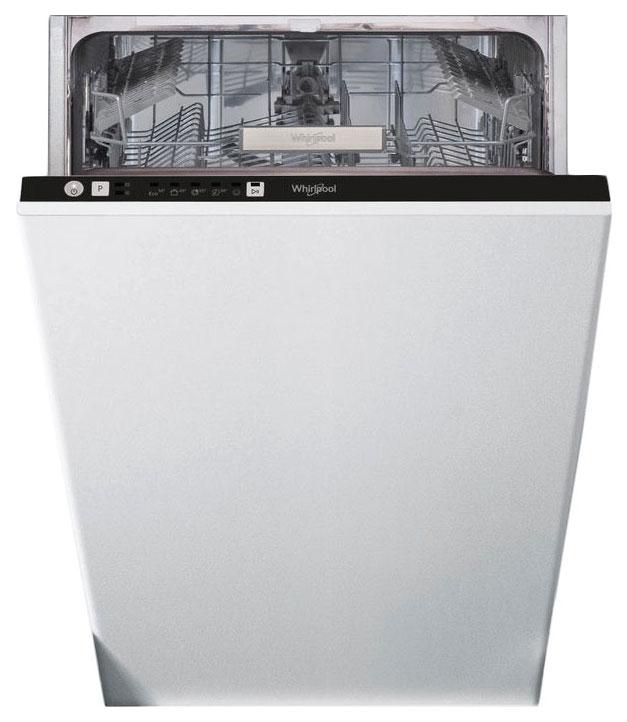 Встраиваемая посудомоечная машина 45 см Whirlpool WSIE