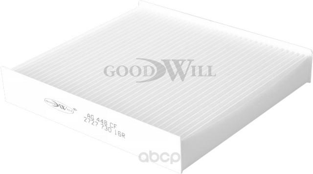 Фильтр воздушный салона Goodwill AG448CF