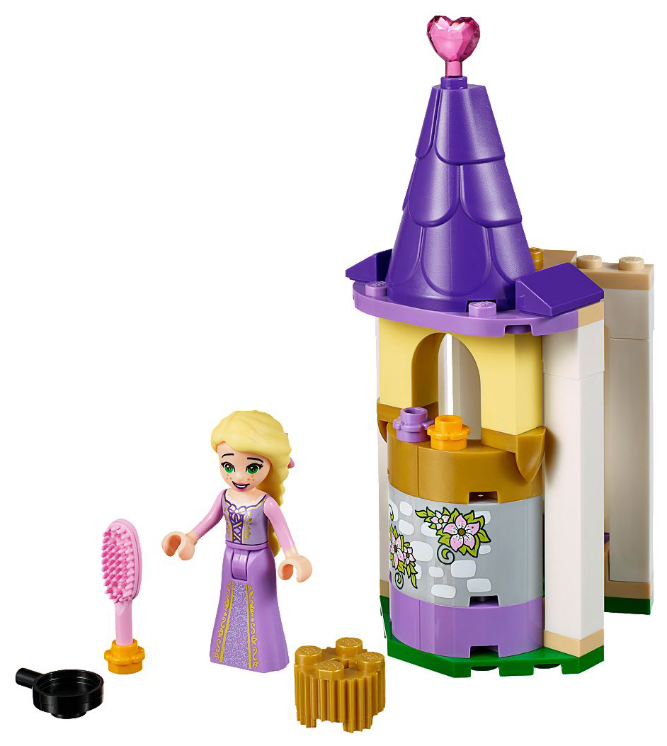 Конструктор LEGO Disney Princess 41163 Башенка Рапунцель фото