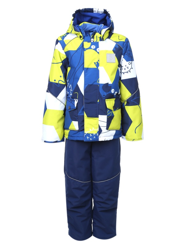 Комплект верхней одежды Stella Kids, цв. желтый