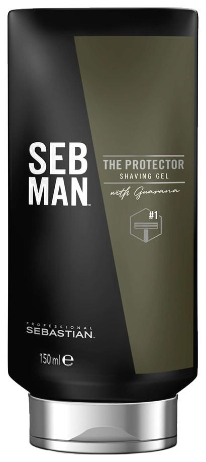 Крем для бритья Sebman The Protector