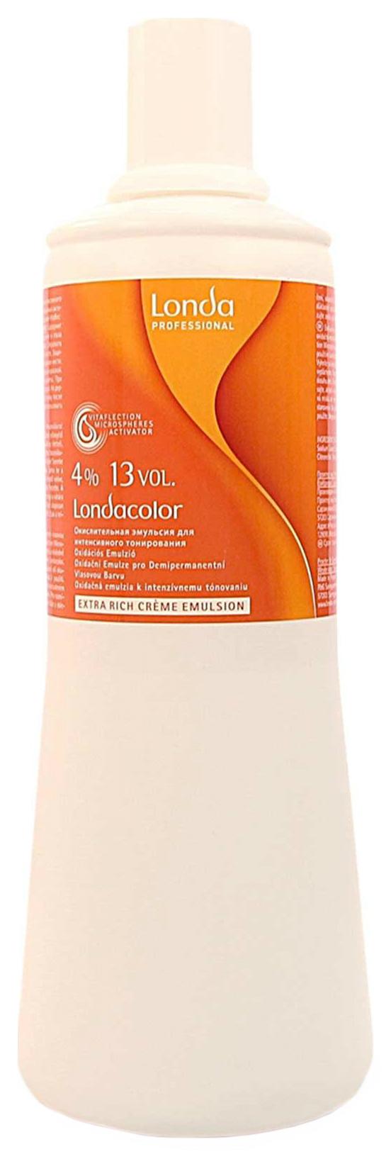Проявитель Londa Professional Londacolor 4% 1 л