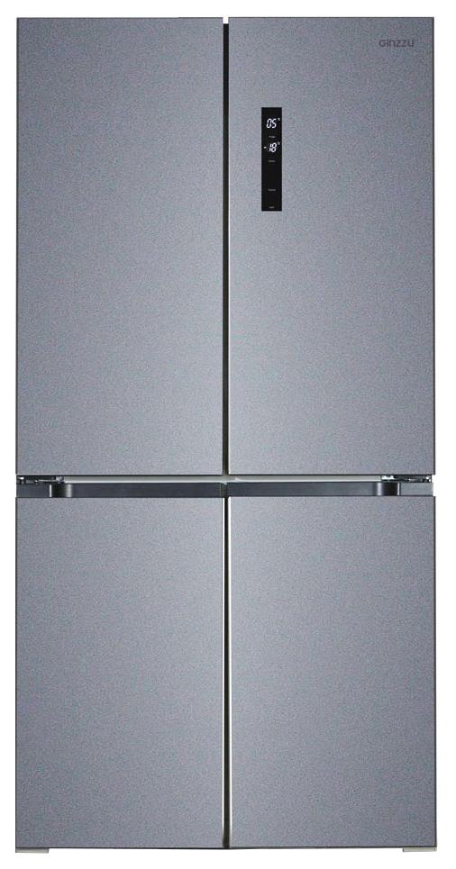 Холодильник Ginzzu NFK 575 Grey