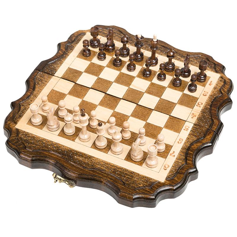 Купить Шахматы фигурные Haleyan 30