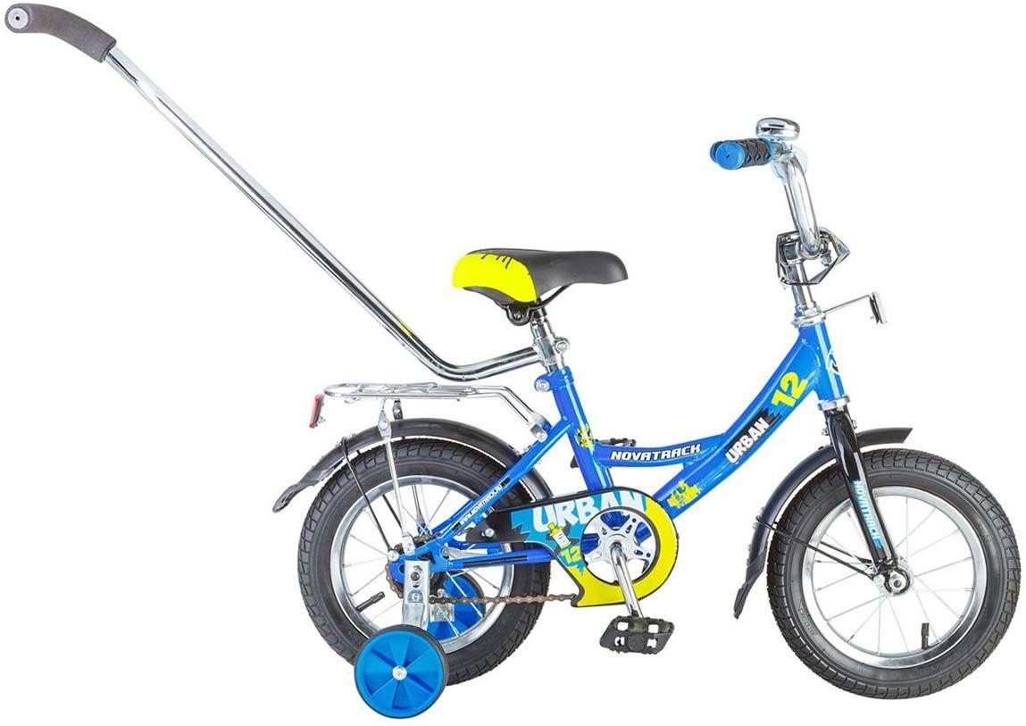 Купить Велосипед Novatrack Urban синий 12 124URBAN.BL9,