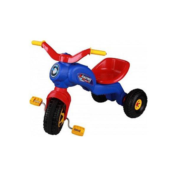 Купить Велосипед Альтернатива Чемпион трехколесный синий М5253, Детские трехколесные велосипеды