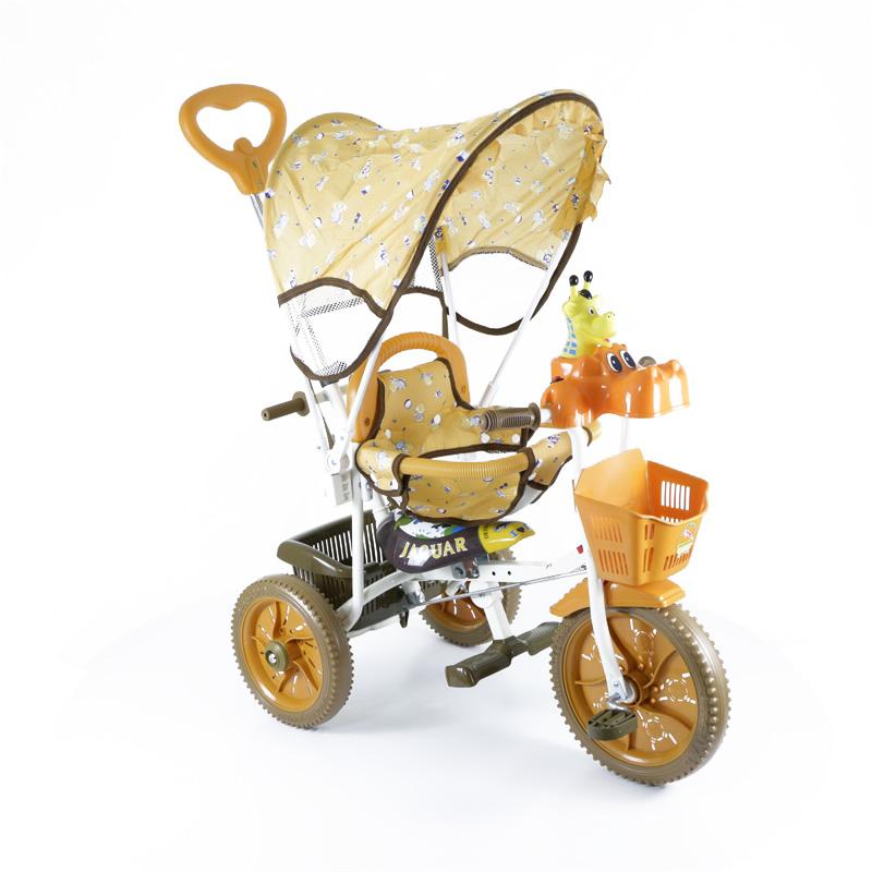 Велосипед детский Jaguar MS 0737 коричневый