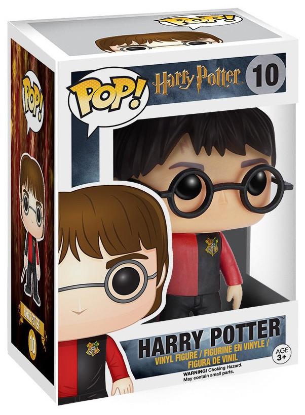 Фигурка Funko POP! Movies: Harry Potter: Harry Potter Triwizard фото