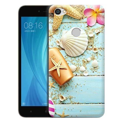 Чехол Gosso Cases для Xiaomi Redmi Note 5A Prime «Пляжный натюрморт»