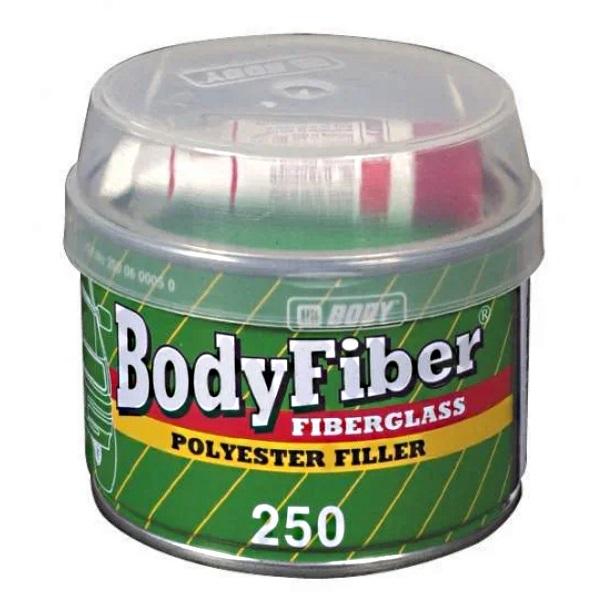 Шпатлевка со стекловолокном BODY FIBER, 250г