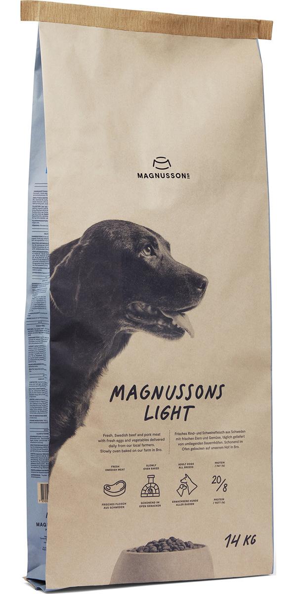 Сухой корм для собак Magnusson Light Meat&Biscuit,