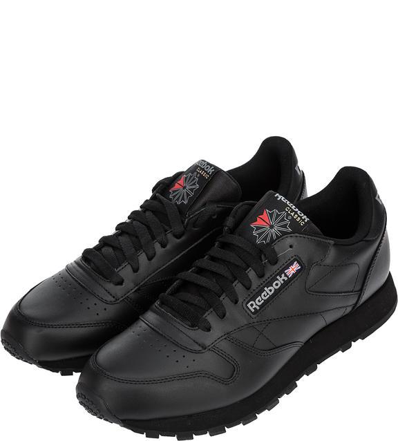 Мужские кроссовки Reebok classic 2267 черные 42