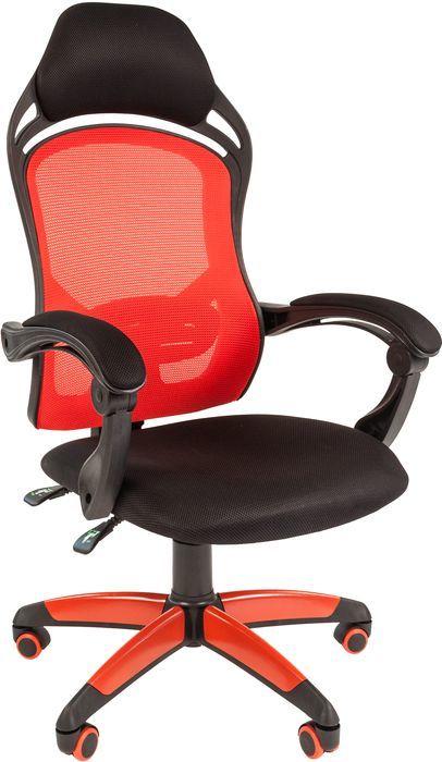 Офисное кресло Chairman Game 12 красный