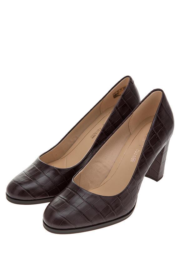 Туфли женские Clarks красные