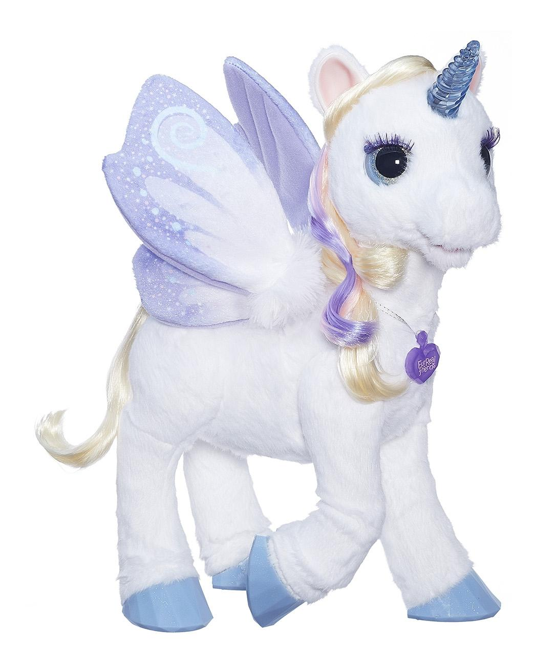 Интерактивная игрушка FurReal Friends Единорог StarLily b0450