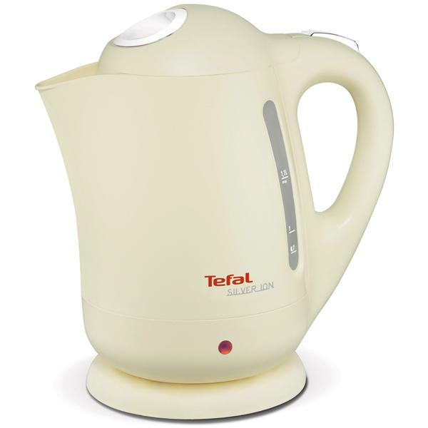 Чайник электрический Tefal Silver Ion BF925232 Ivory
