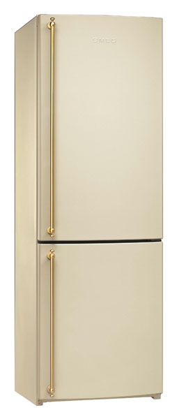 Холодильник Smeg FA860P Beige фото