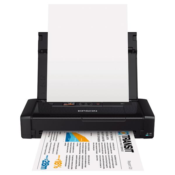 Струйный принтер Epson WorkForce WF 100W