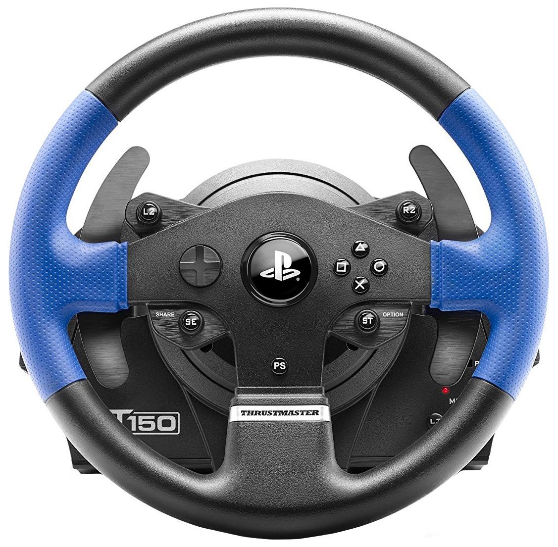 Игровой руль Thrustmaster T150 Force Feedback Black/Blue